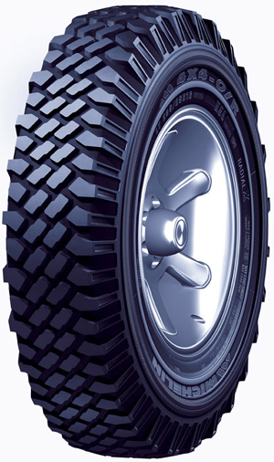 Michelin XZL 205/80R16