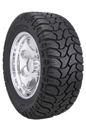 Mickey Thompson Baja Radial ATZ 38X15.50R20LT