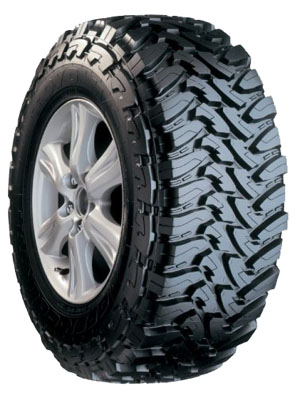 TOYO Open country M/T 265/65R17