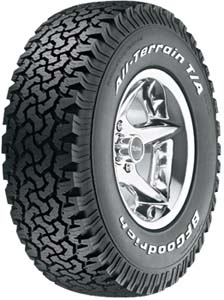 Шины BFGoodrich All-Terrain KO