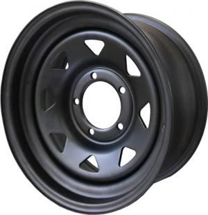 ДискOFF-ROAD Wheels BL Matt Classic