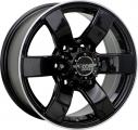колесный диск 17x8 TOY ET 25 HORIZON