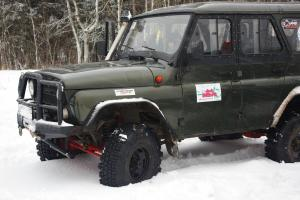 авомобиль: УАЗ 469 (3151*) подготовка 'Туризм' Шина: Simex Jungle Trekker 2 34x11.5-16