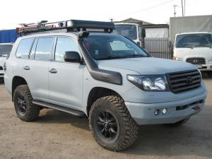 авомобиль: TOYOTA Land Cruiser 200 подготовка 'Туризм' Шина: Discoverer STT
