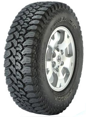 Шины Dunlop Rover M/T Maxx Traction