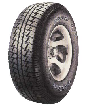 Шины Maxxis Bravo AT