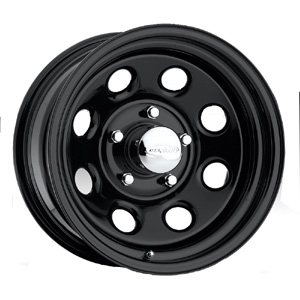 US Wheels 42 Black Crawler