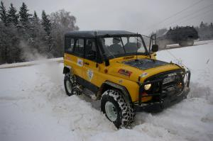 авомобиль: УАЗ 469 (3151*) подготовка 'Экстрим' Шина: Super Swamper TSL 36x12.50-15LT Диски:  OFF-ROAD Wheels WH 10.00x15 ; 5x139.7 вылет -44