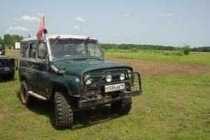 авомобиль: УАЗ 469 (3151*) подготовка 'Туризм' Шина: Forward Safari 500 33x12,5-15