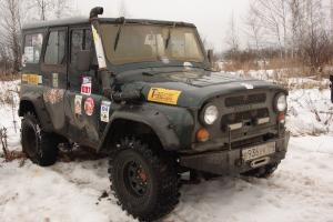 авомобиль: УАЗ 469 (3151*) подготовка 'Экстрим' Шина: CST  CL-18 33x10,5D16 Диски:  OFF-ROAD Wheels